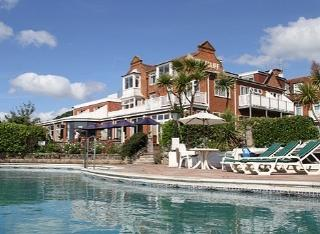 Westcliff Hotel in Sidmouth from £60