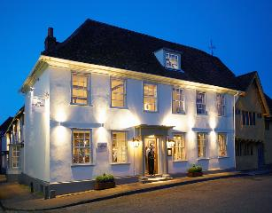 Great House Hotel and Restaurant in Lavenham from £95