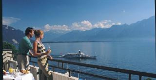 Royal Plaza Montreux in Montreux from CHF199