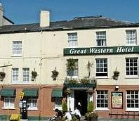 Great Western Hotel in Exeter from £49
