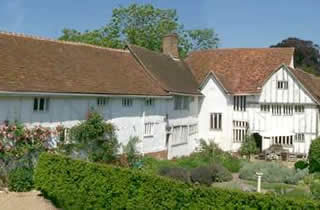 Lavenham Priory in Lavenham from £75