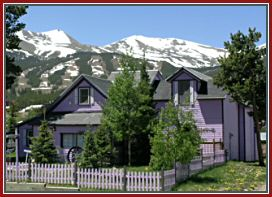 Abbett Placer Inn (Bed and Breakfast)