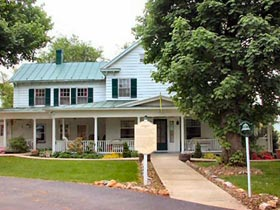The Goshen House Bed and Breakfast