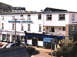 Marine Hotel (Bed and Breakfast)