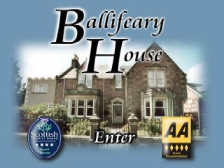 Ballifeary Guest House in Inverness from £45