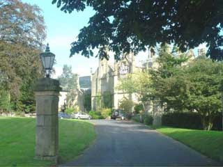 Falcon Manor Hotel in Settle from £110