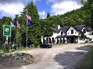 Glenmoriston Arms Hotel And Restaurant