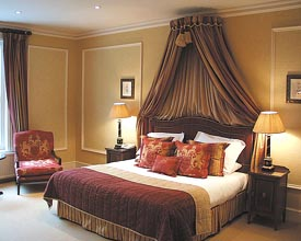 Rowton Hall Country House Hotel in Chester from £125