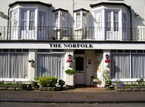 The Norfolk Guest House (B&B)