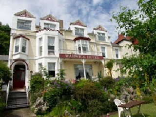 Warwick Hotel in Llandudno from £50