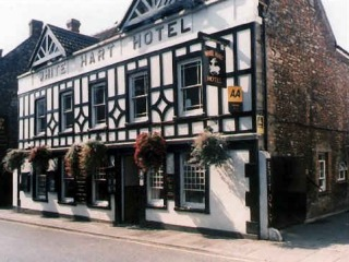White Hart Hotel in Wells from £80