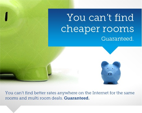 Lowest Rates Guarantee