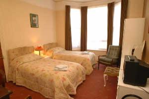 Arosa Bed And Breakfast
