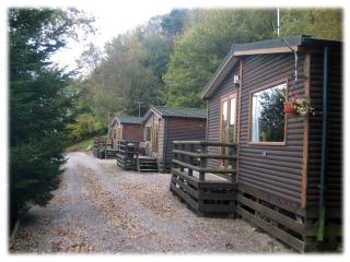 The Raddle Inn Log Cabins Self Catering, Alton Towers