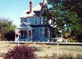 Barbeau House Bed And Breakfast