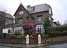 Shrewsbury Lodge Hotel (B&B)