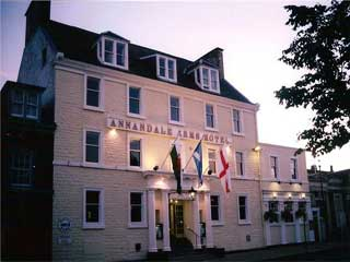 Annandale Arms Hotel, Moffat