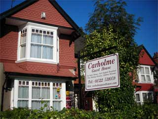 Carholme Guest House, Lincoln