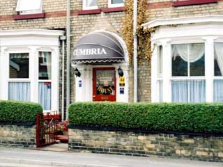 Cumbria House (Bed and Breakfast)