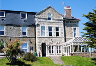 Porth Veor Manor Hotel (B&B)