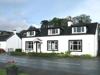 The Lilybank Guest House, Lamlash
