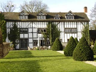 The Manor House, Leominster