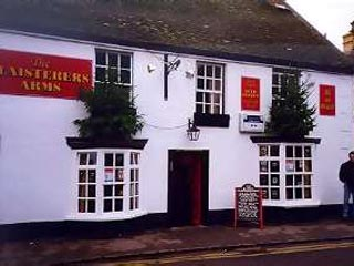 The Plaisterers Arms