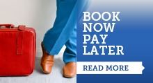 Book now, pay later