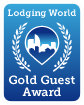 Lodging World - Gold guest award