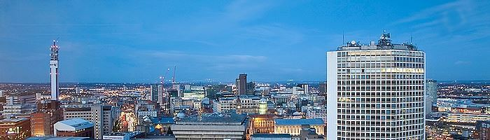 Disabled Friendly Hotels in Birmingham
