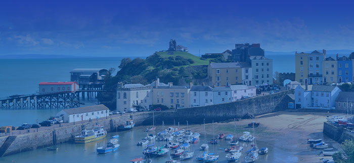 Bed & Breakfast in Tenby