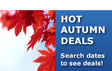 Autumn Hotel Deals