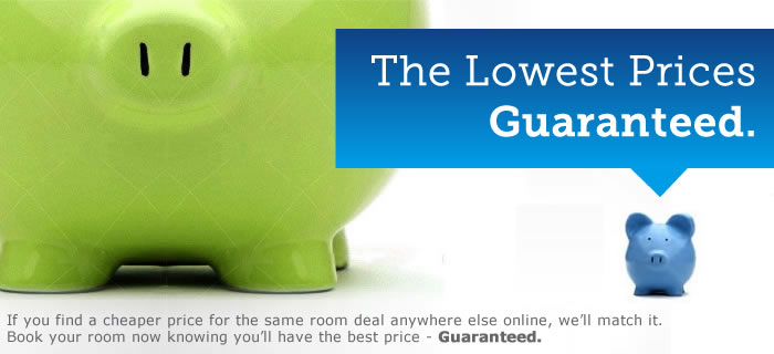 Lowest Rate Guarantee